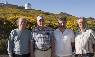 Roque de los Muchachos/La Palma/Francisco Sanchez/Neil Armstrong