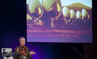 Jill Tarter/SETI