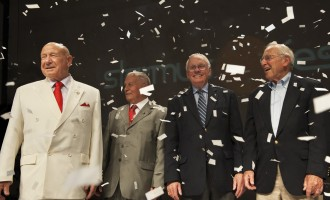 Alexei Leonov/Victor Gorbatko/Neil Armstrong/Jim Lovell/Magma Confrence Centre_Tenerife