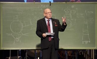 Starmus II Alexei Leonov conference