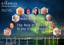 Starmus 10 nobel prize